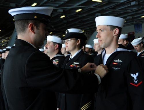 Join the Navy as short service