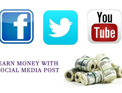3 Ways to Earn Money by Social media Posting – Paid Social Media Jobs
