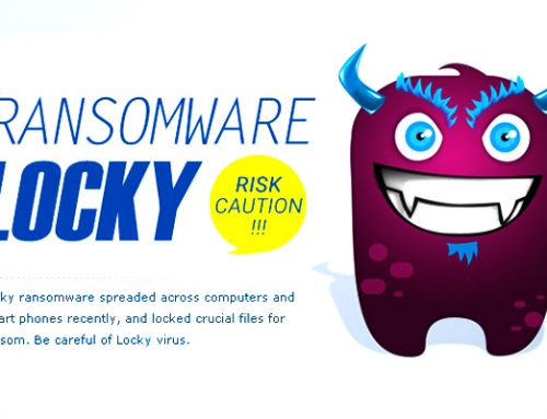 Save your important computer data from Locky Ransomware Virus