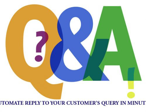 How to automate reply to your customer's query in minutes?