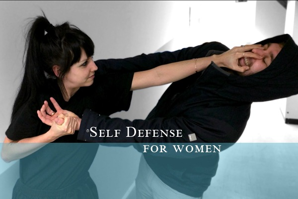 how to do self defence