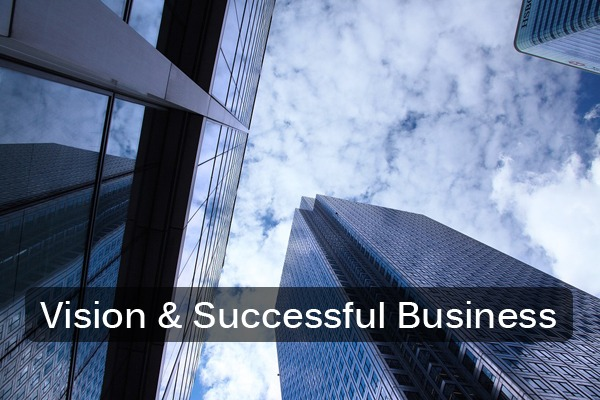 vision successful business