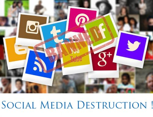 How to save yourself from social media destruction?