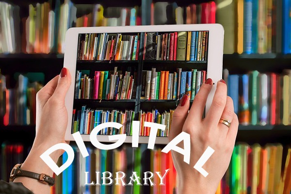 Digital Library Online Business