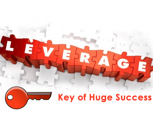 How to take advantage of leverage in small business?