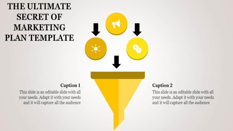 marketing plan tempate